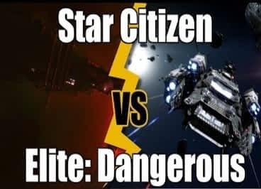 Star Citizen Vs Elite Dangerous