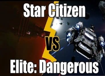 Star Citizen Vs Elite Dangerous