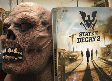 STATE OF DECAY 2 CLAN ITALIANO