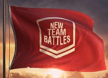 WORLD OF WARSHIPS TEAM BATTLE